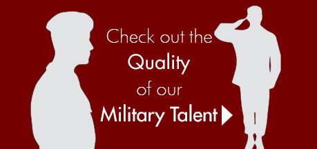 infographic - The Quality of Our Military Talent
